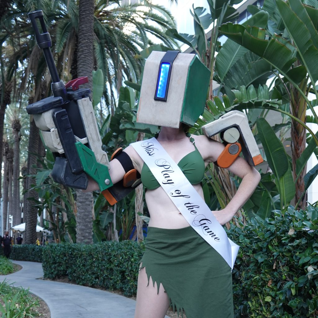 Beauty Pageant Bastion