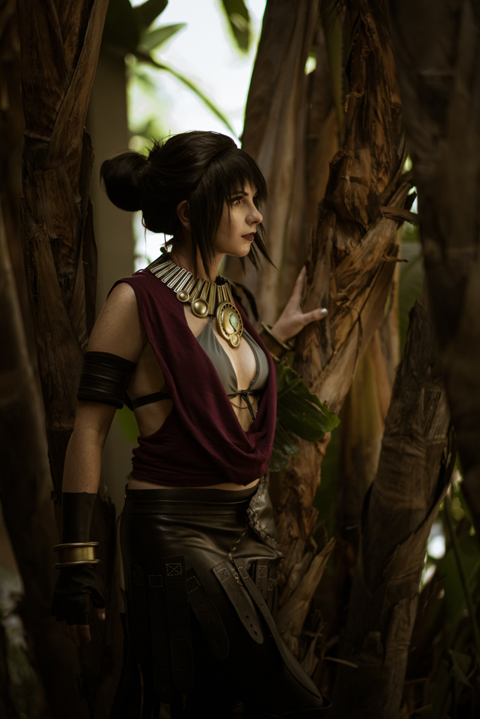 Morrigan, the Witch of the Wilds